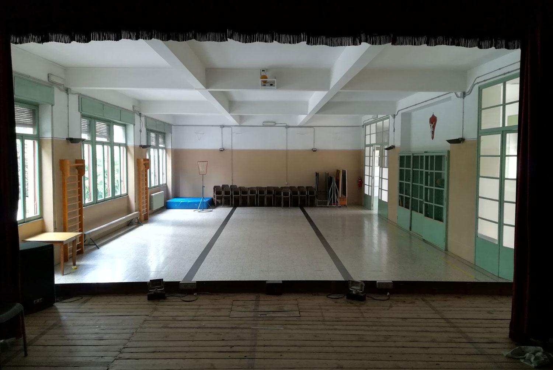 Sala Comunitaria del Centro Studi Angelo dell'Acqua