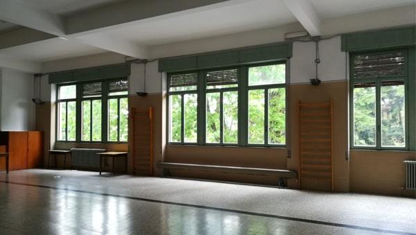 Sala Comunitaria del Centro Studi Angelo dell'Acqua interno