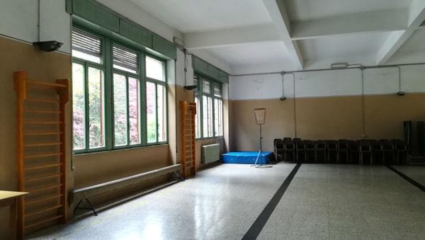 Sala Comunitaria del Centro Studi